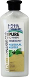 Afbeelding vanHenna Cure&Care Conditioner Pure No Parabens Neutraal (400ml)