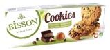 Afbeelding vanBisson Cookies chocolade hazelnoot (200 gram)