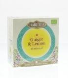 Afbeelding vanHari Tea Mindscape ginger & lemon (10 stuks)