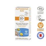 Afbeelding vanAlphanova Sun Creme Spf50 Bij Zonne allergie en Waterproof, 50 gram