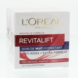 Afbeelding vanL'Oréal Paris Revitalift anti rimpel nachtcreme 50ml