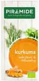 Afbeelding vanPiramide Kruidenthee Bio Kurkuma 20 stuks