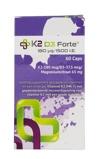 Afbeelding vanK2 Medical Care D3 Forte (60 capsules)