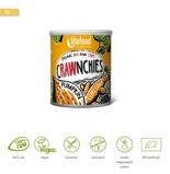 Afbeelding vanLifefood Crawnchies stapelchips pompoen kurkuma raw & bio (30 gram)