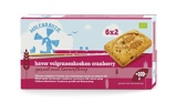 Afbeelding vanMolenaartje Haver volgranenkoeken cranberry (240 gram)