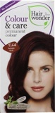 Afbeelding vanHairwonder Haarverf colour & care henna red 5.64 100ml