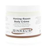 Afbeelding vanGinkel's Bodycreme Honing Rozen (200ml)
