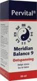 Afbeelding vanPervital Meridian balance 9 ontspanning (30 ml)
