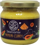 Afbeelding vanYour Organic Nat Sandwichspread papaya curry (180 gram)