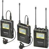 Afbeelding vanSaramonic UwMic9 TX9 (2x) + RX9 Wireless Microphone set