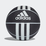 Image deBallon de basketball 3 Stripes Rubber X