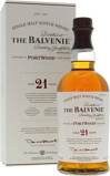 Image deBalvenie 21 Years Old PortWood New Label 2015 40% Whisky 2015