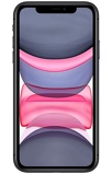 Afbeelding vanApple iPhone 11 128 GB Zwart mobiele telefoon