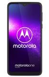 Afbeelding vanMotorola One Macro Purple mobiele telefoon