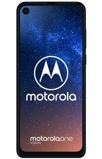 Afbeelding vanMotorola One Vision Blue mobiele telefoon
