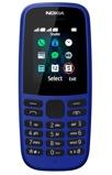 Afbeelding vanNokia 105 (2019) Dual Sim Blue mobiele telefoon