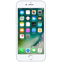 Thumbnail of Apple iPhone 7 32GB Silver mobiele telefoon