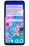 Afbeelding vanHuawei P40 Lite E Black mobiele telefoon