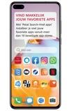 Afbeelding vanHuawei P40 Black mobiele telefoon