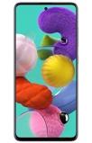Afbeelding vanSamsung Galaxy A51 128 GB Wit mobiele telefoon