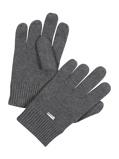ObrázekCalvin Klein Prstové rukavice šedá