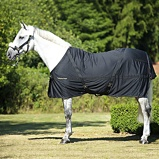 ObrázekBack on Track Fleece Rug Mia Black 135/185cm