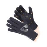 Image ofAubrion Gardeners Gloves Neoprene Black 3XS Child