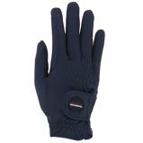 ObrázekHaukeschmidt Riding Gloves A Touch Of Class Marine 6,5