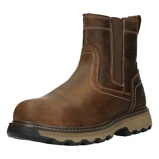 Bild avCAT Safety Boots Pelton High Brown 46