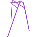 Image ofShires Saddle Stand Raisable Purple