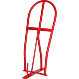 Image ofShires Saddle Carrier Rack Red