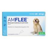 Image ofAmflee Flea Treatment Spot On 268mg Dog L 3 Pcs
