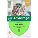 Image deAdvantage 40 Spot On Chat <4kg 4 pipettes