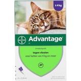 Image deAdvantage 80 Spot On Chat 4 8kg 4 pipettes