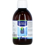 Afbeelding vanPuur Natuur Veg Omega Voedingssupplement Huid Vacht 250 ml