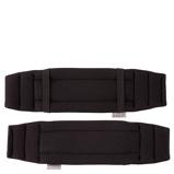 Image ofAnky Curb Chain Protector Neoprene Black 22,5x5cm