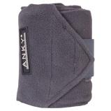 Image deAnky Bandages Basic Fleece Jeu de 4 Graphite 3,5m
