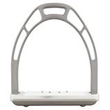 Image ofAcavallo Stirrups Arco Alupro Titanium 12cm