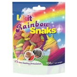 Image ofLikit Snacks Rainbow 100g