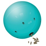 ObrázekLikit Feed Ball Snak a Ball Aqua