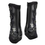 Billede afBack on Track Leg Boots Work Royal Black L Full