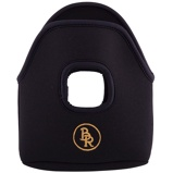 Imagem deBR Stirrup Covers Neoprene Black XL