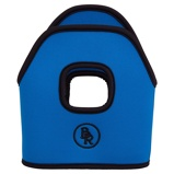 Imagem deBR Stirrup Covers Neoprene Princess Blue 12cm