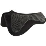 Abbildung vonBR Sattelunterleger Piuma Gel & Foam Schwarz One Size