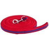 Image ofPremiere Lunging Side Rope Soft grip Carabiner Red/Indigo 8m