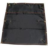 Abbildung vonBR Boxentürabsperrung Schwarz 120x200cm
