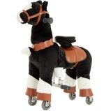 Abbildung vonAgradi Spielzeugpferd Pebbels Small Schwarz S