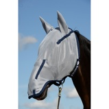 Image ofBucas Fly Mask Buzz Off Full Face blue 125/S