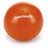 Imagem deBeeztees Ball Rubber Solid Orange 5cm