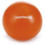Imagem deBeeztees Ball Rubber Solid Orange 7,5cm
